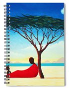 Turkana Afternoon Spiral Notebook