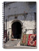 Turkish Carpet Shop Spiral Notebook