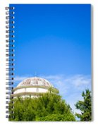 Turkish Mosque Spiral Notebook
