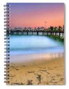 Turkish Sunset Spiral Notebook