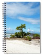 Turks And Caicos Spiral Notebook