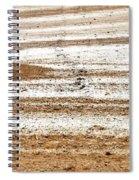 Turn Line Spiral Notebook