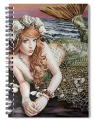 Turn Loose The Mermaid Spiral Notebook