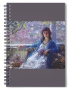 turner morning 1919 Joseph Mallord William Turner Spiral Notebook