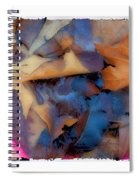 Turning Leaves Spiral Notebook