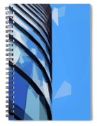 Turning The Corner - The Skywards Series Spiral Notebook