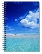Turquiose Lagoon Spiral Notebook