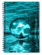 Turquoise Dreams Spiral Notebook