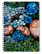 Turquoise Stone Spiral Notebook