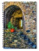 Turret Window Spiral Notebook