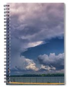 Turtle Point7 Spiral Notebook