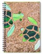 Turtles Spiral Notebook