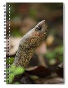 Turtle's Neck  Spiral Notebook