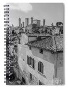 A Window To Tuscany Spiral Notebook