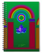 Tuscan Equinox Spiral Notebook