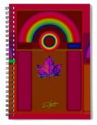 Tuscan Fall Spiral Notebook