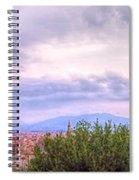 Tuscan Summer Spiral Notebook