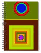 Tuscan Sun Spiral Notebook