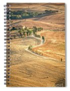 Tuscan View Spiral Notebook