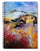 Tuscany 56 Spiral Notebook