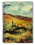 Tuscany 67 Spiral Notebook