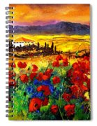 Tuscany 68 Spiral Notebook