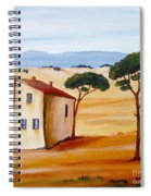 Tuscany Modern 2 Spiral Notebook