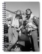 Tuskegee Airmen Spiral Notebook