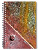 Tussled Spiral Notebook