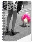 Tutu Cute Spiral Notebook