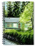 Twaine Harte Spiral Notebook