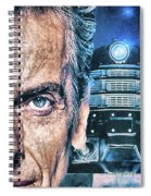 Twelve In Trouble Spiral Notebook
