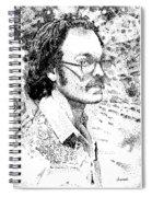 Twentyseven Spiral Notebook