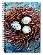 Twigs Spiral Notebook