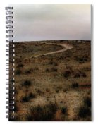 Twilight Grasslands Spiral Notebook