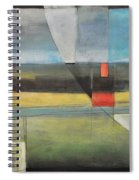 Twilight Harvest Spiral Notebook