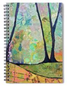 Twilight I Spiral Notebook