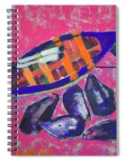 Twilight II Spiral Notebook