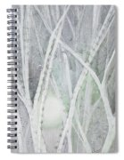 Twilight In Gray II Spiral Notebook