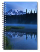 Twilight Majesty Spiral Notebook