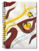 Twilight Of One's Life Spiral Notebook