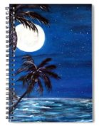 Twilight On The Bay Spiral Notebook