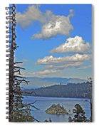 Twilight Shadowfall Spiral Notebook
