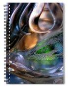 Twilight Zone Spiral Notebook