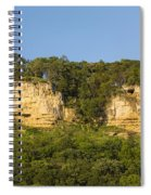 Twin Bluffs 2 A Spiral Notebook