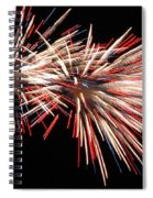 Twin Burst Spiral Notebook