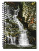 Twin Falls - Nc Spiral Notebook