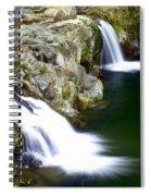 Twin Falls 3 Spiral Notebook