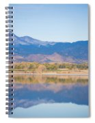 Twin Peaks Reflection Spiral Notebook