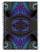 Twin Quad Spiral Notebook